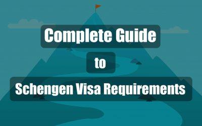A Complete Guide to Schengen Visa Requirements