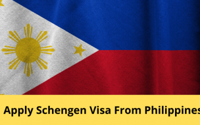 Apply for Schengen Visa Application from Philippines