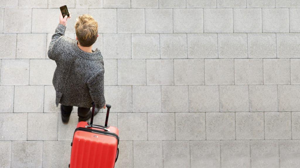 LuggageHeroForYourCityTravel